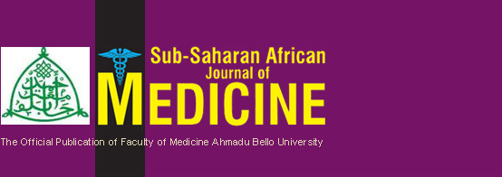 Sub-Saharan African Journal of Medicine